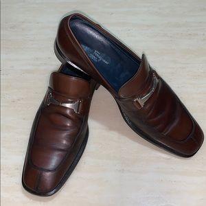 Salvatore Ferragamo Men's Shoes 9D
